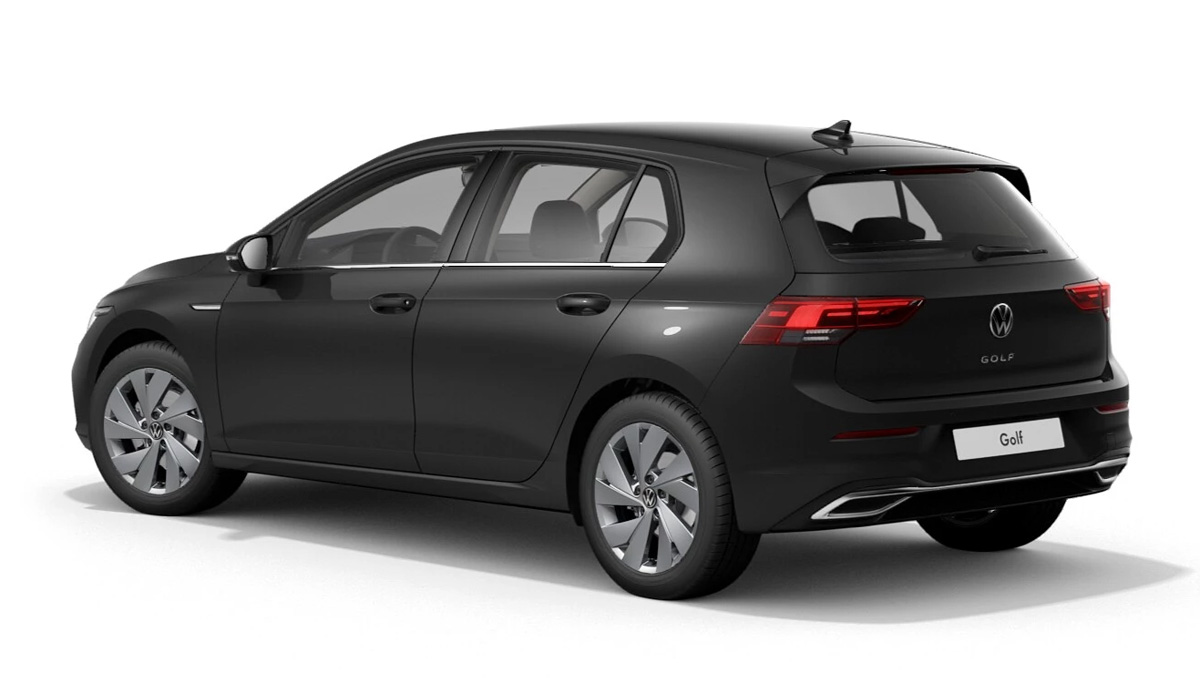 New VW Golf 8 Style equip 1