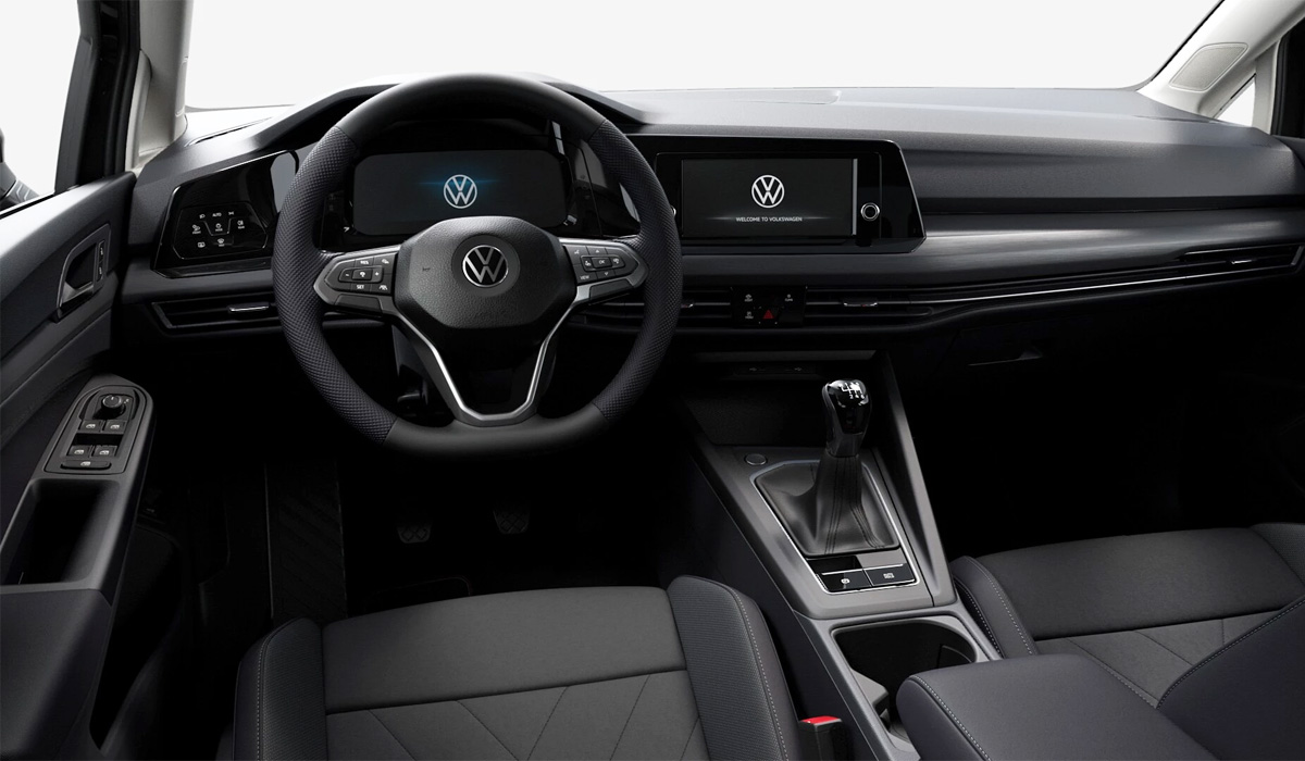 New VW Golf 8 Style equip 2