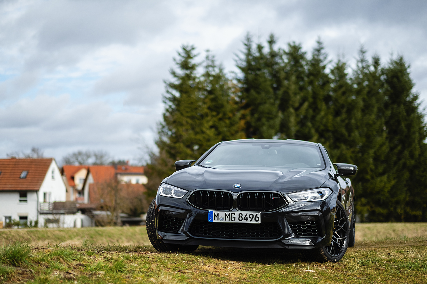 BMW M8 Competition Test Drive 18