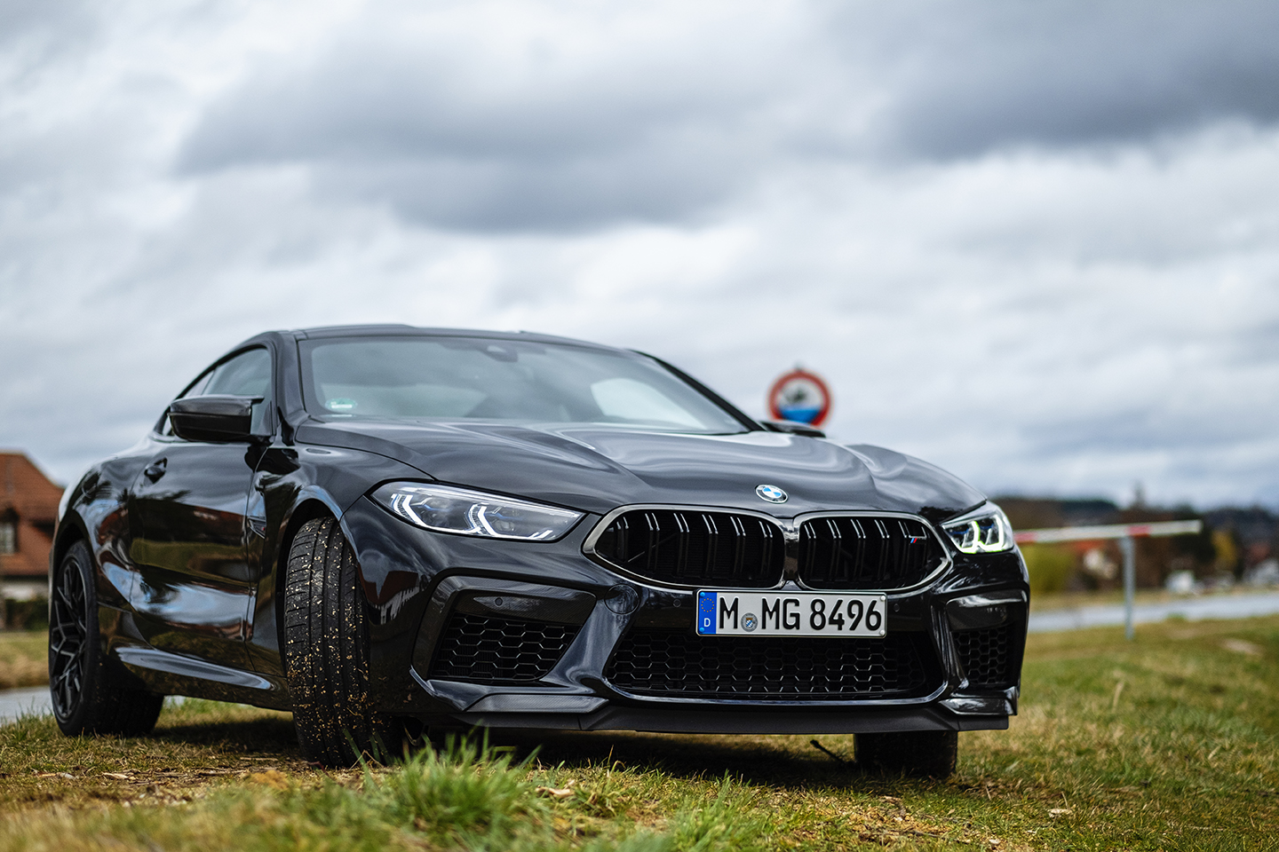 BMW M8 Competition Test Drive 20