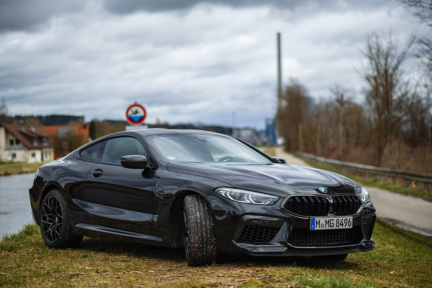 BMW M8 Competition Test Drive 21