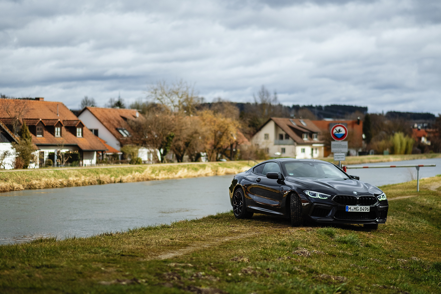 BMW M8 Competition Test Drive 22