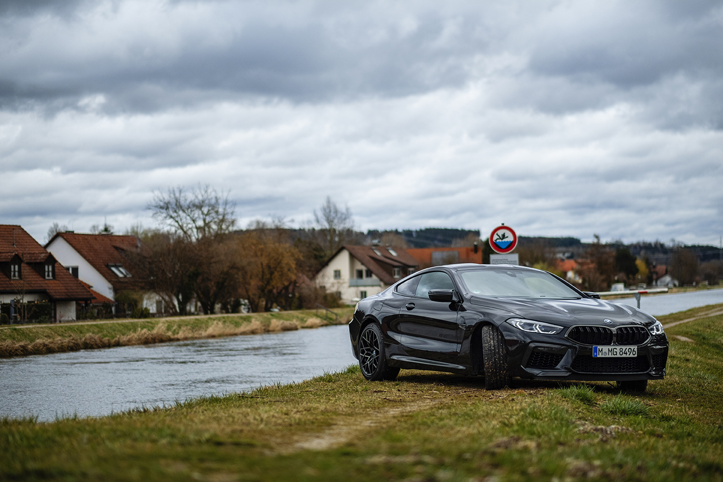 BMW M8 Competition Test Drive 23