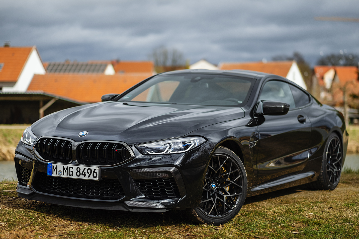 BMW M8 Competition Test Drive 28