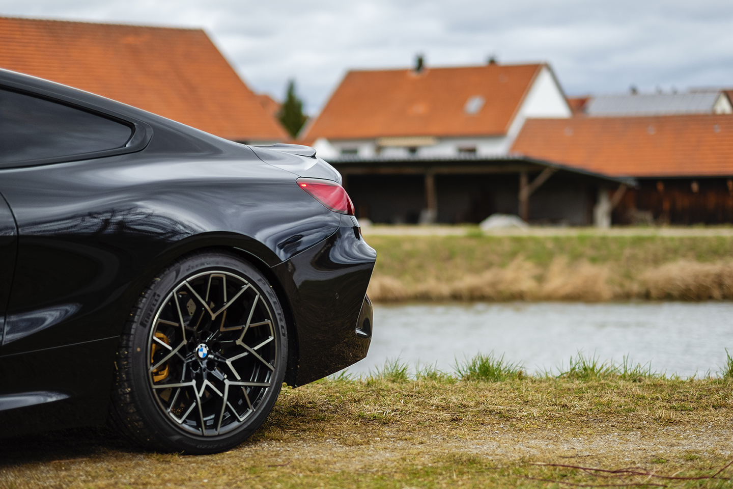 BMW M8 Competition Test Drive 29