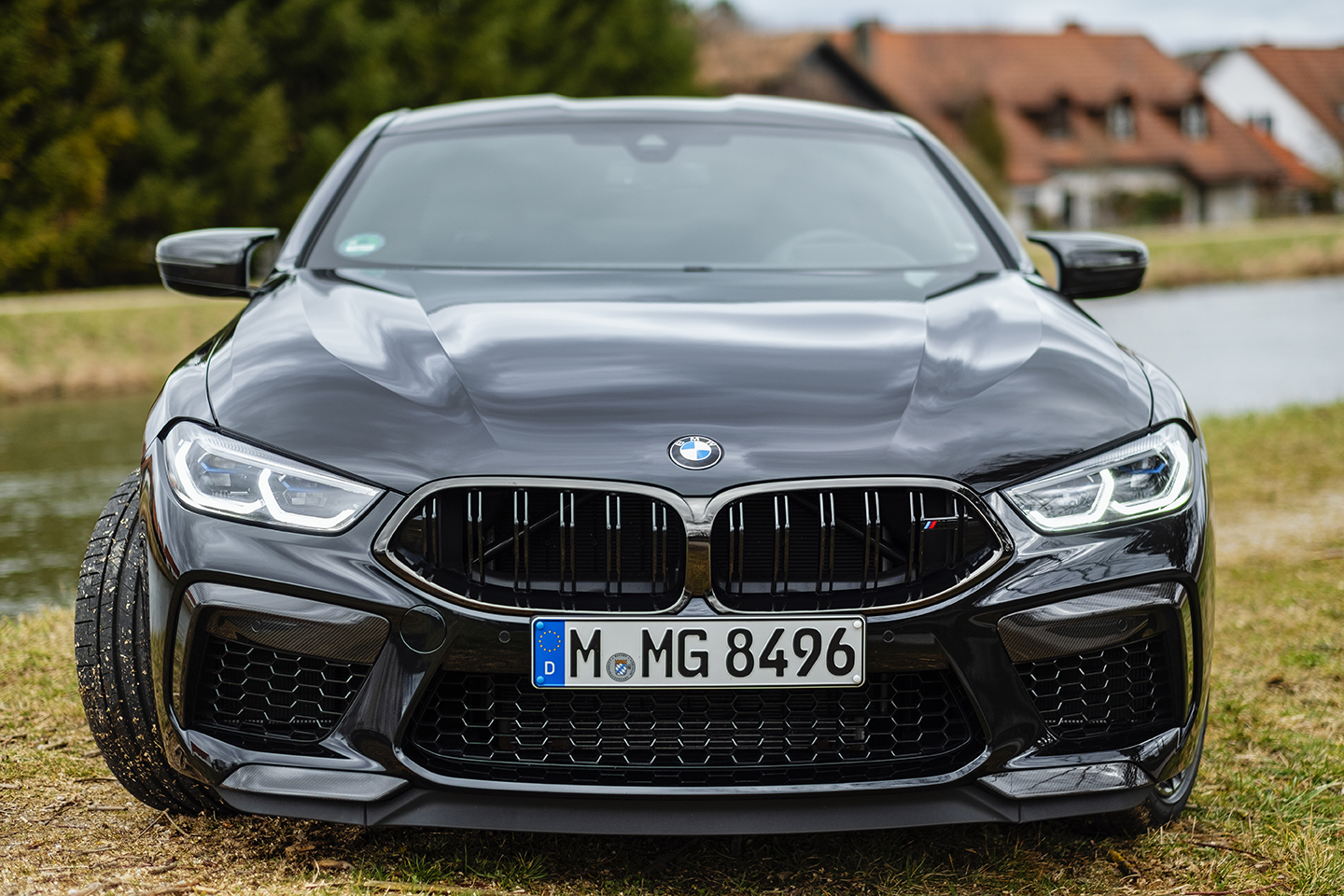 BMW M8 Competition Test Drive 33