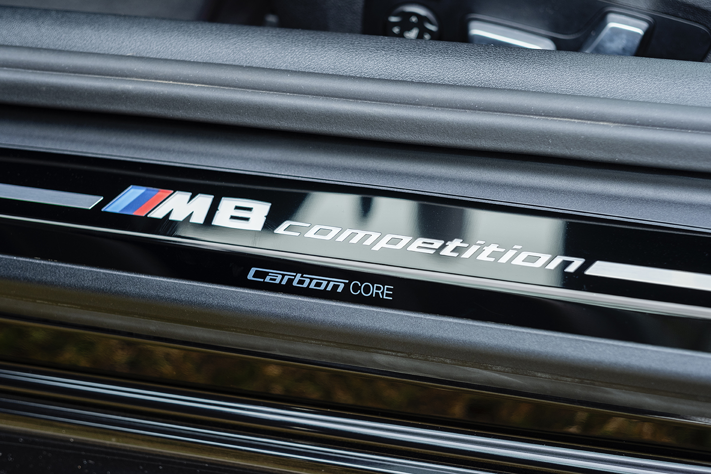 BMW M8 Competition Test Drive 34