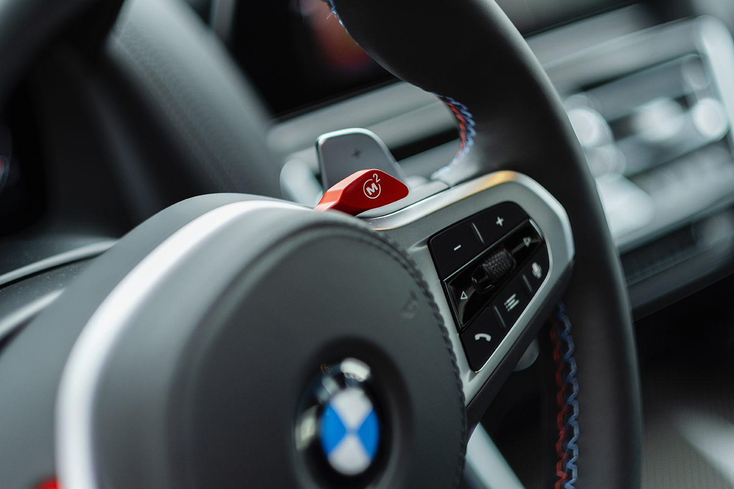 BMW M8 Competition Test Drive 37