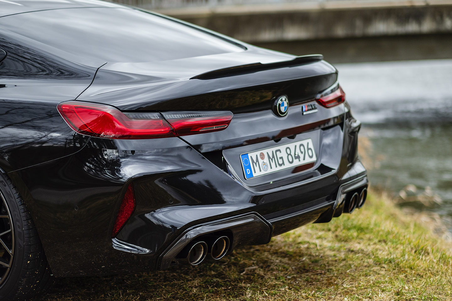 BMW M8 Competition Test Drive 39