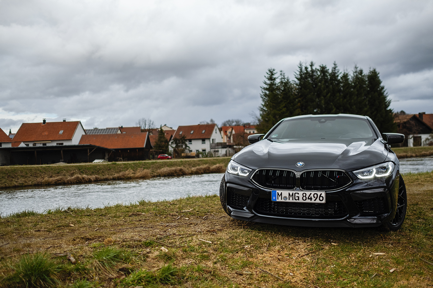 BMW M8 Competition Test Drive 46