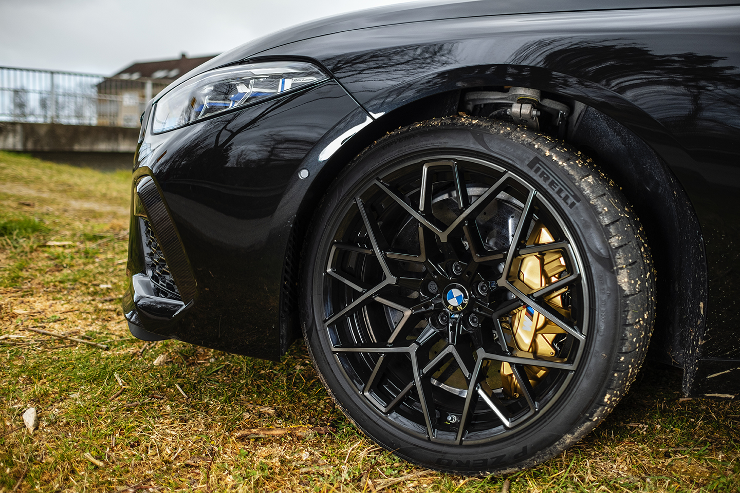 BMW M8 Competition Test Drive 51