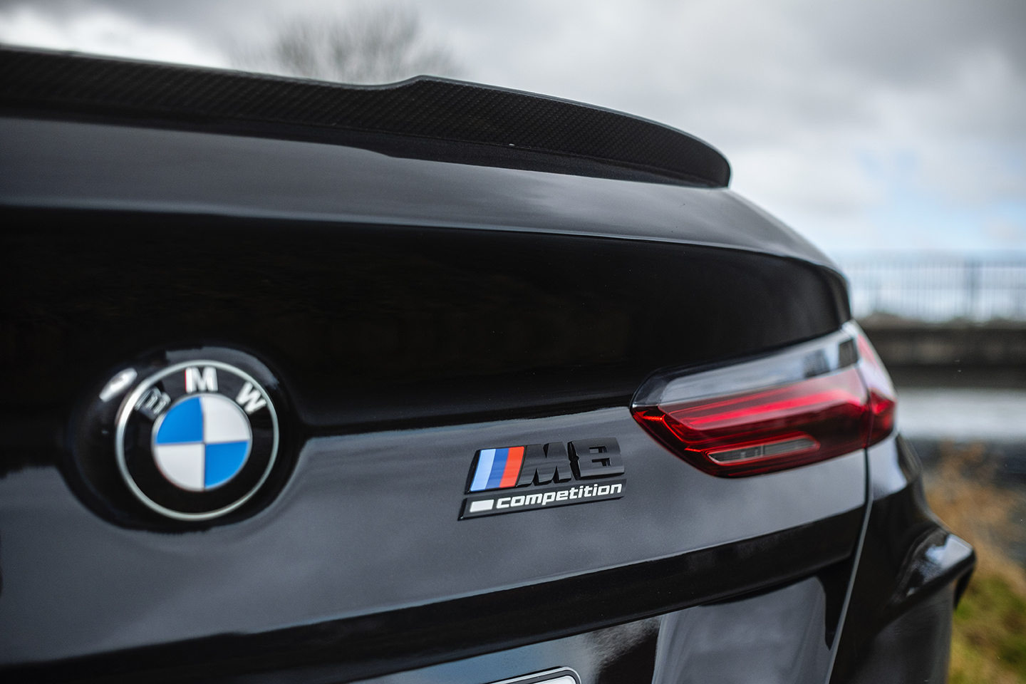 BMW M8 Competition Test Drive 54