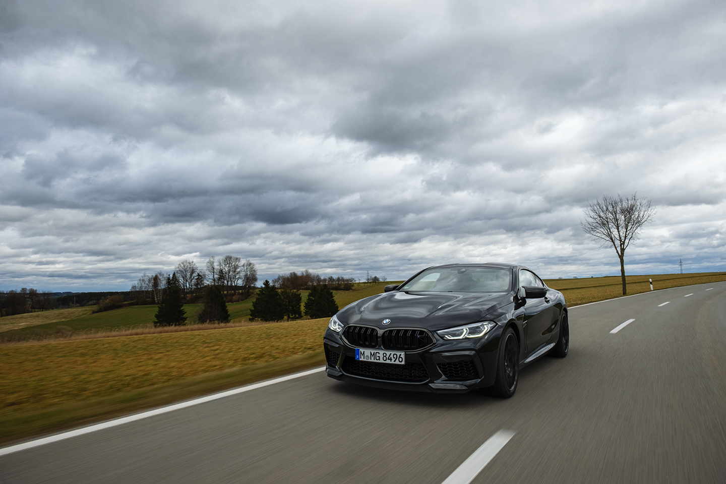 BMW M8 Competition Test Drive 64