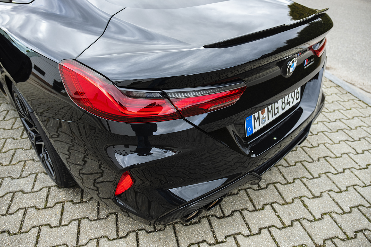 BMW M8 Competition Test Drive 79