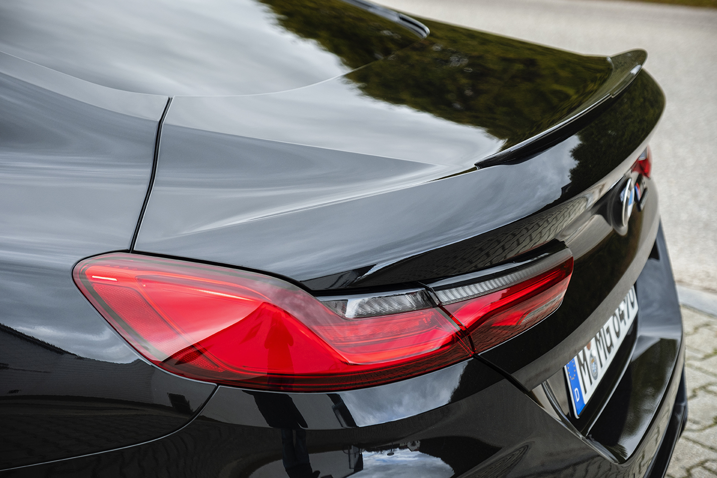 BMW M8 Competition Test Drive 81