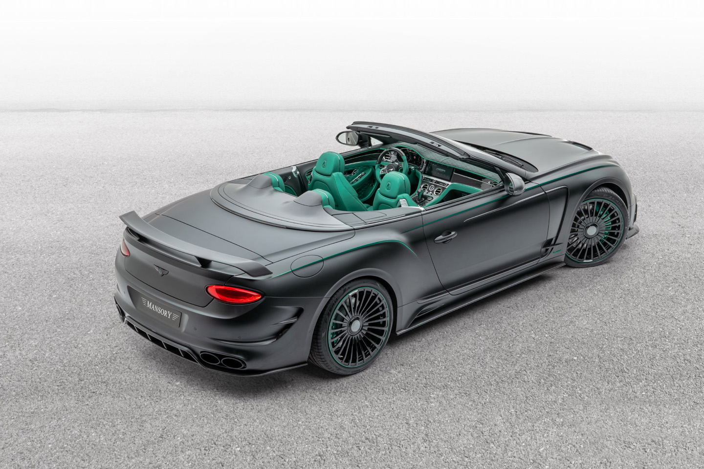Mansory Bentley Continental GT V8 Convertible 2020 5