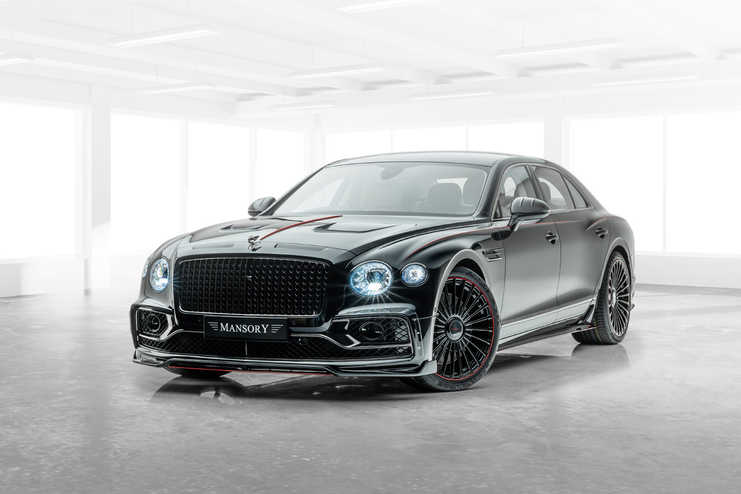 Mansory Bentley Flying Spur 2020 1
