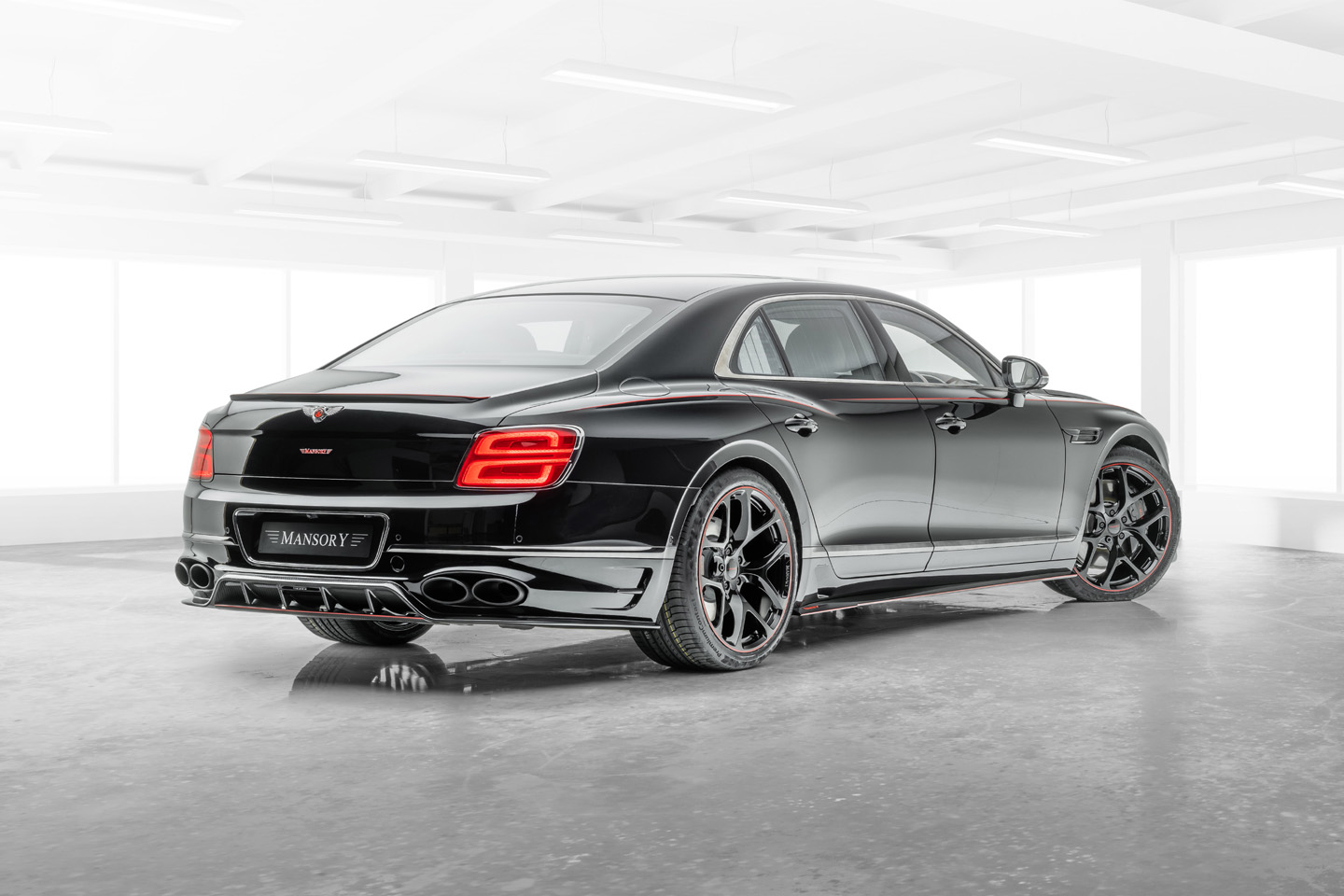 Mansory Bentley Flying Spur 2020 4