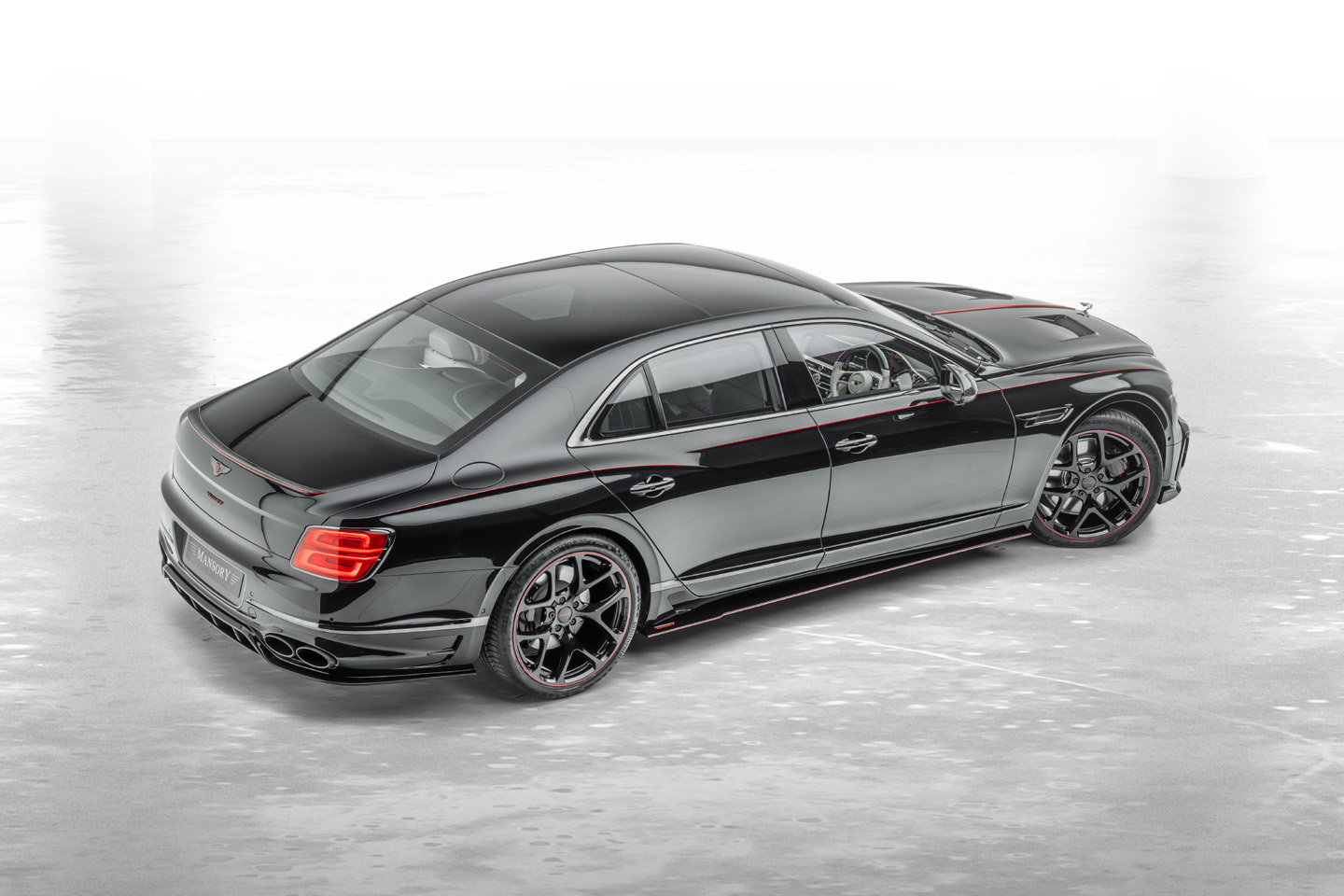 Mansory Bentley Flying Spur 2020 5