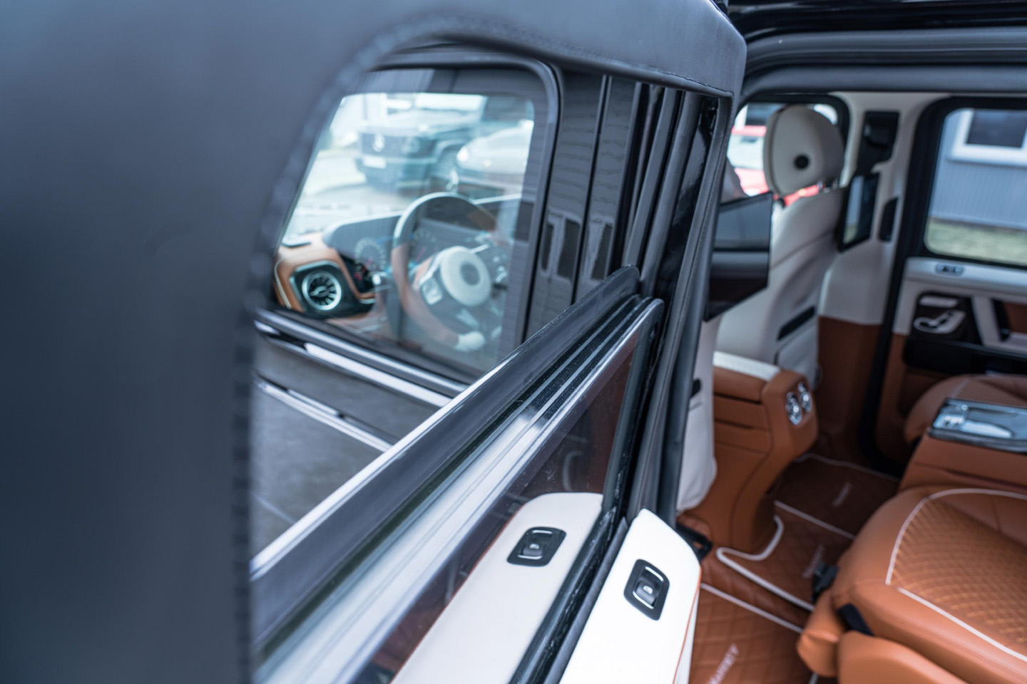 Mansory Mercedes Benz G 63 AMG Armored 2020 10