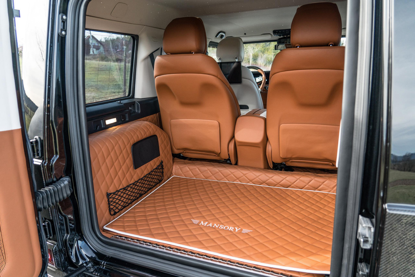 Mansory Mercedes Benz G 63 AMG Armored 2020 11