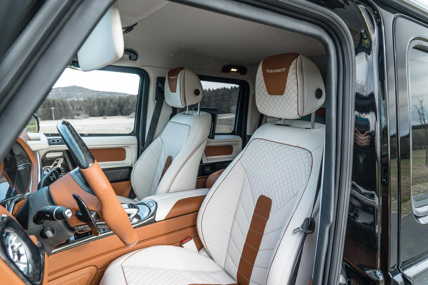 Mansory Mercedes Benz G 63 AMG Armored 2020 8