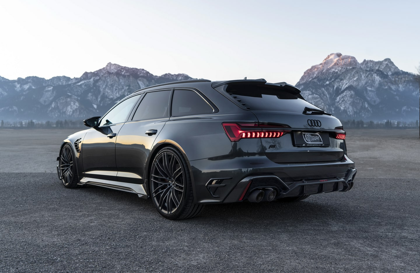 ABT RS6 R 2020 Limited 1