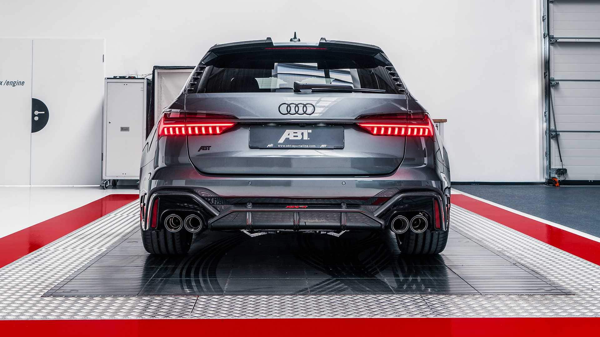 ABT RS6 R 2020 Limited 10