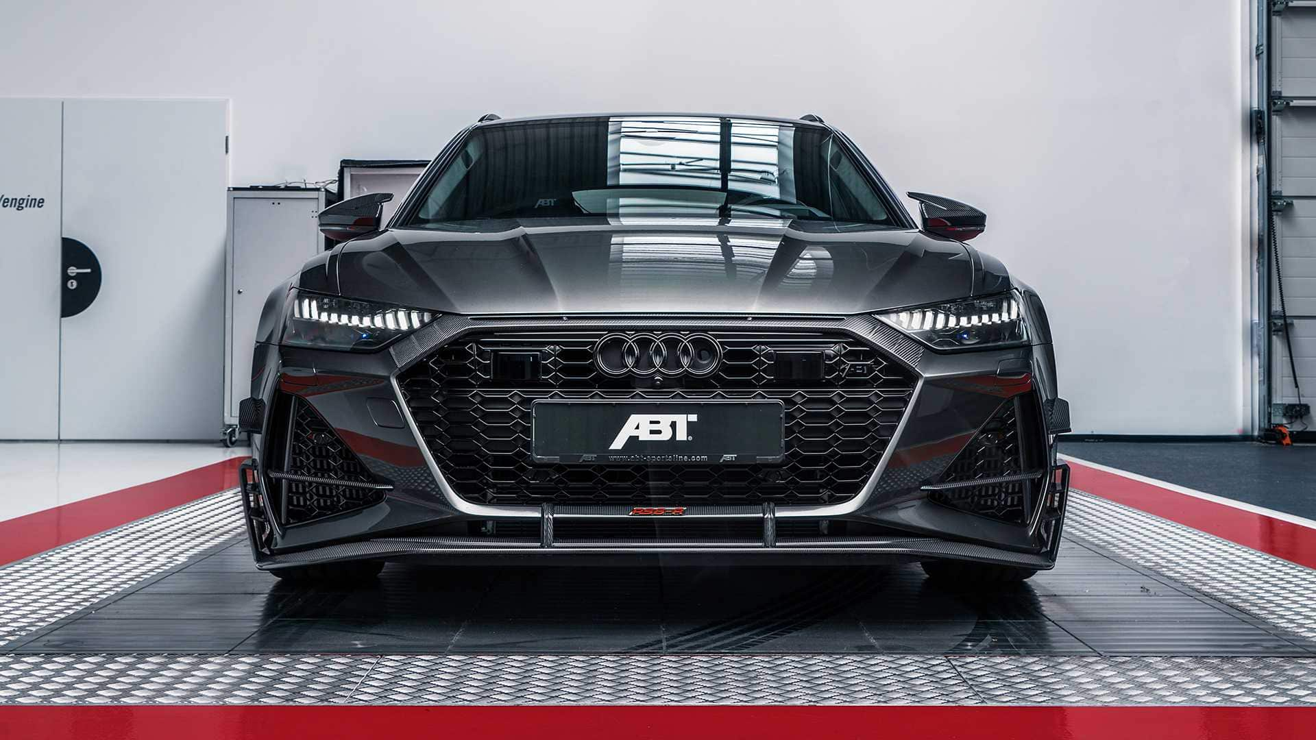 ABT RS6 R 2020 Limited 4