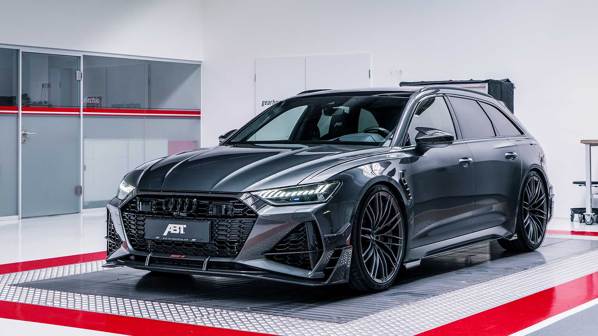 ABT RS6 R 2020 Limited 5
