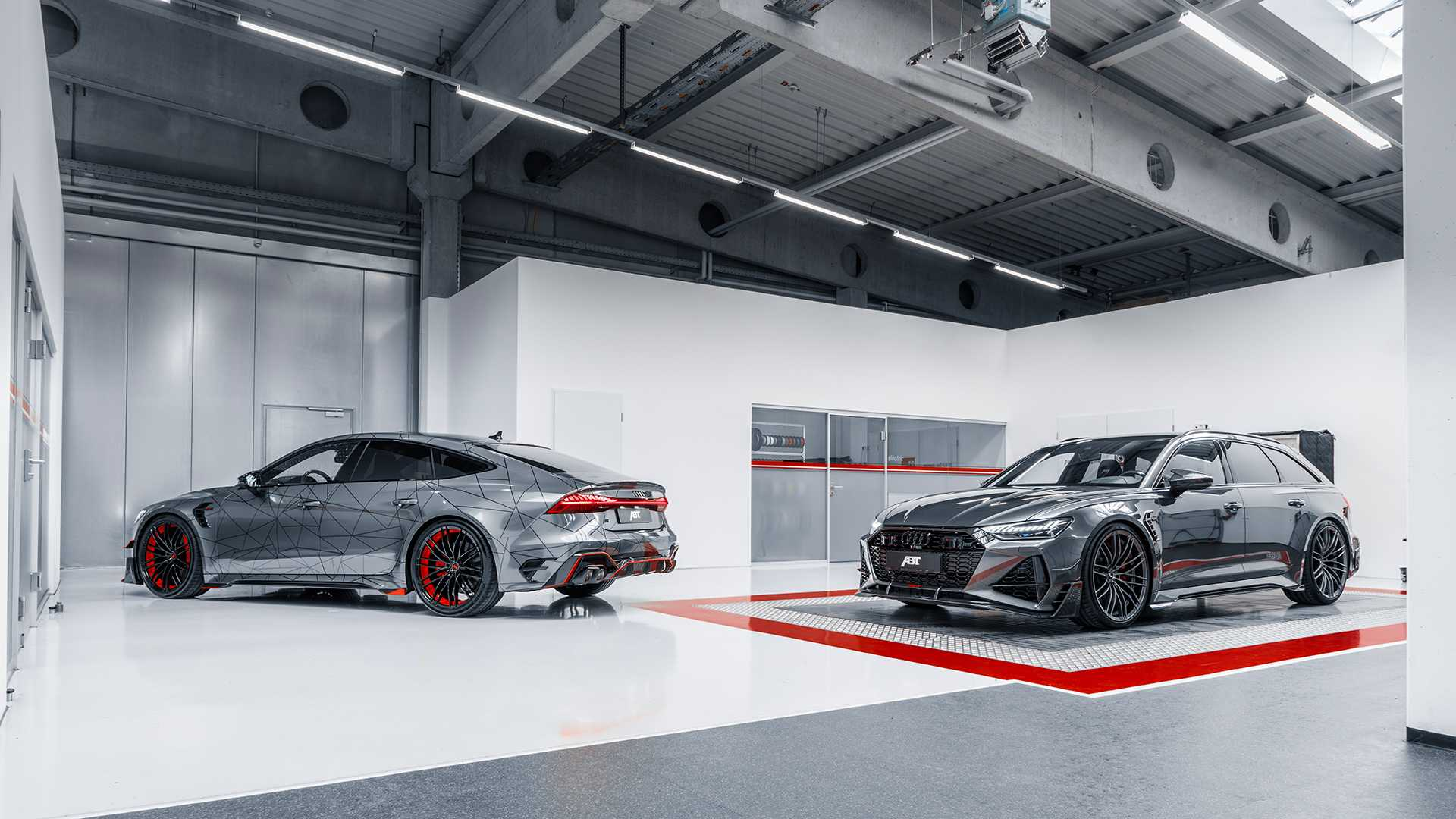 ABT RS6 R 2020 Limited 9