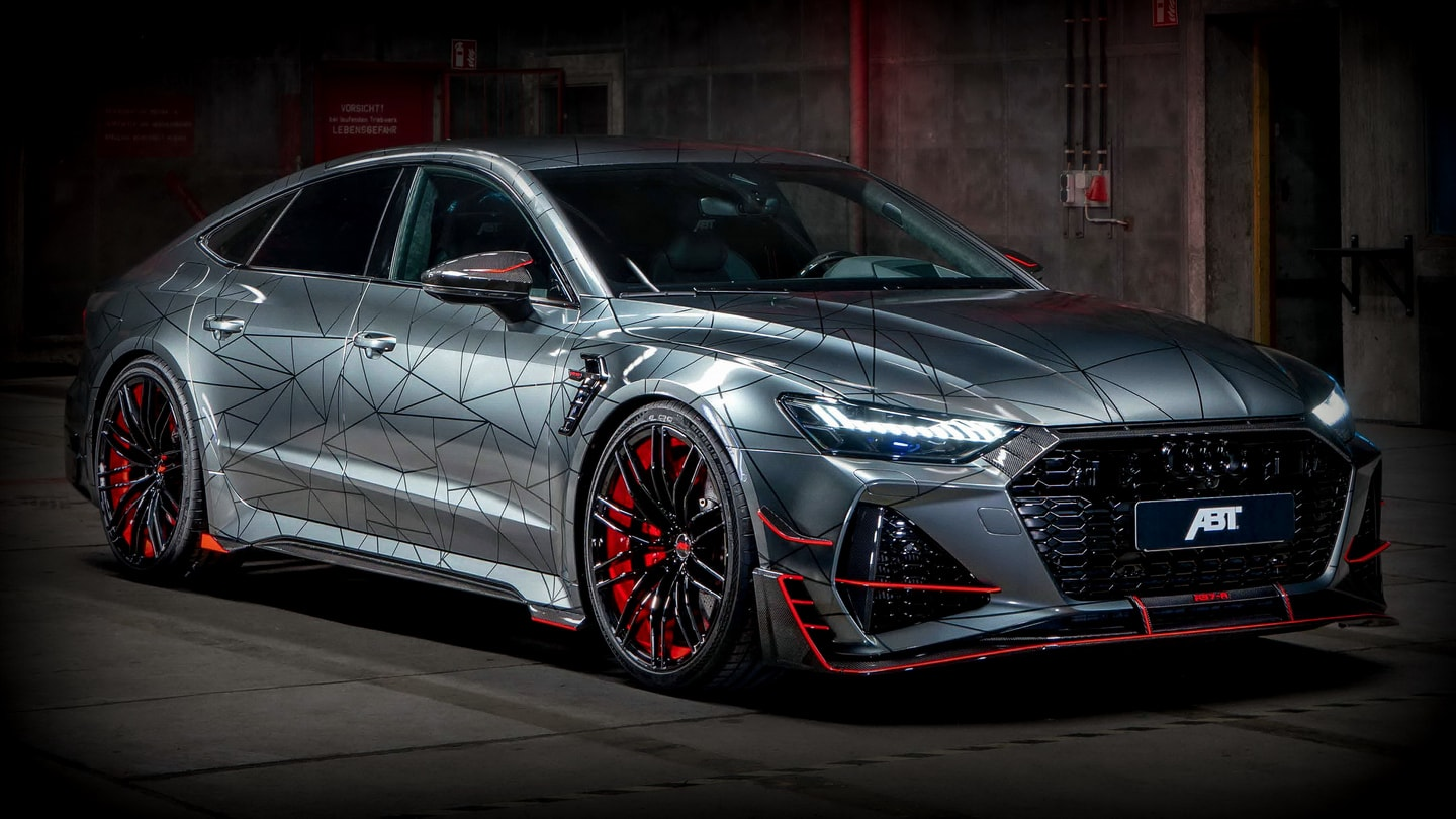 ABT RS7 R 2020 Limited 30