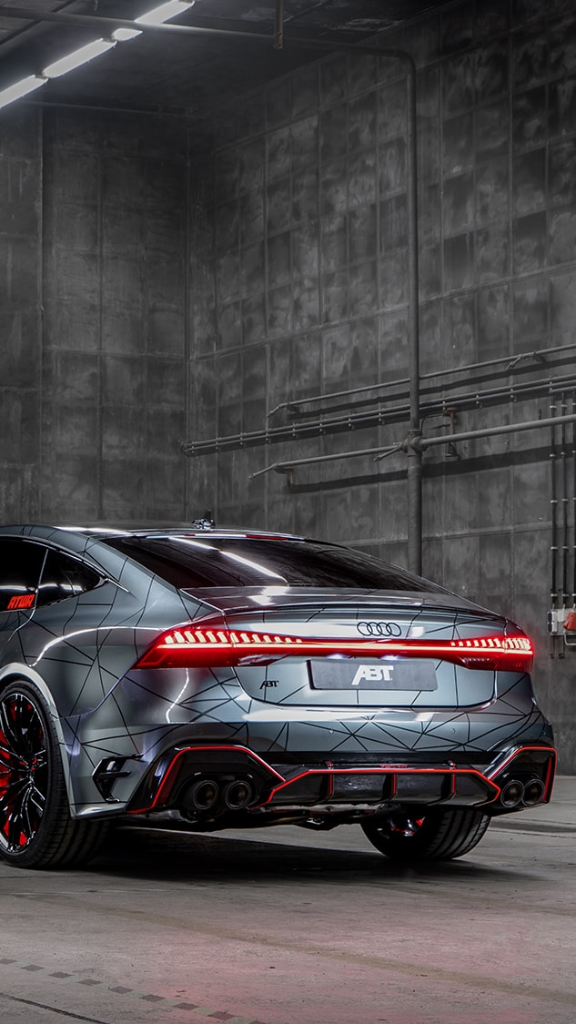 ABT RS7 R 2020 Limited 50