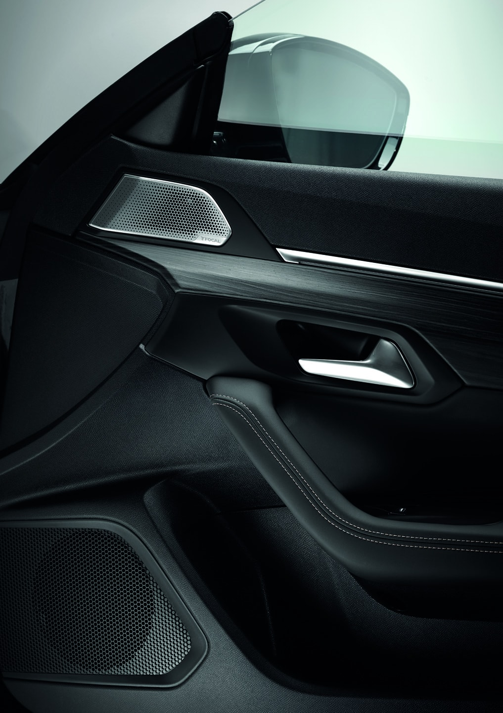 Peugeot Focal Audio systems 1