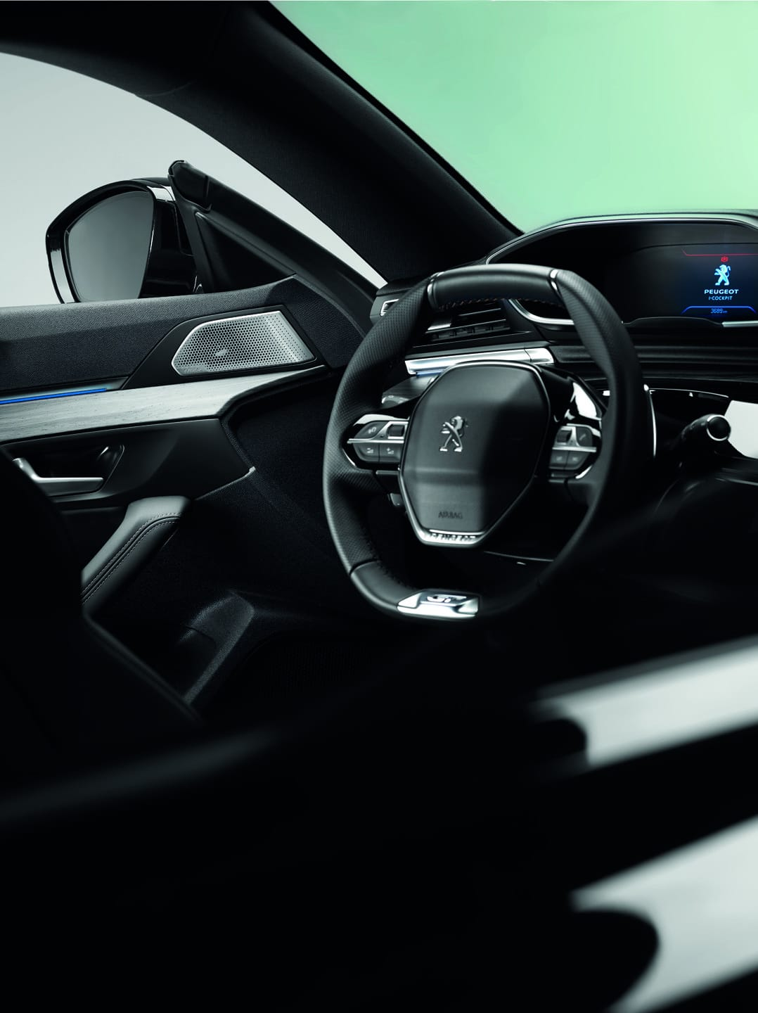 Peugeot Focal Audio systems 2