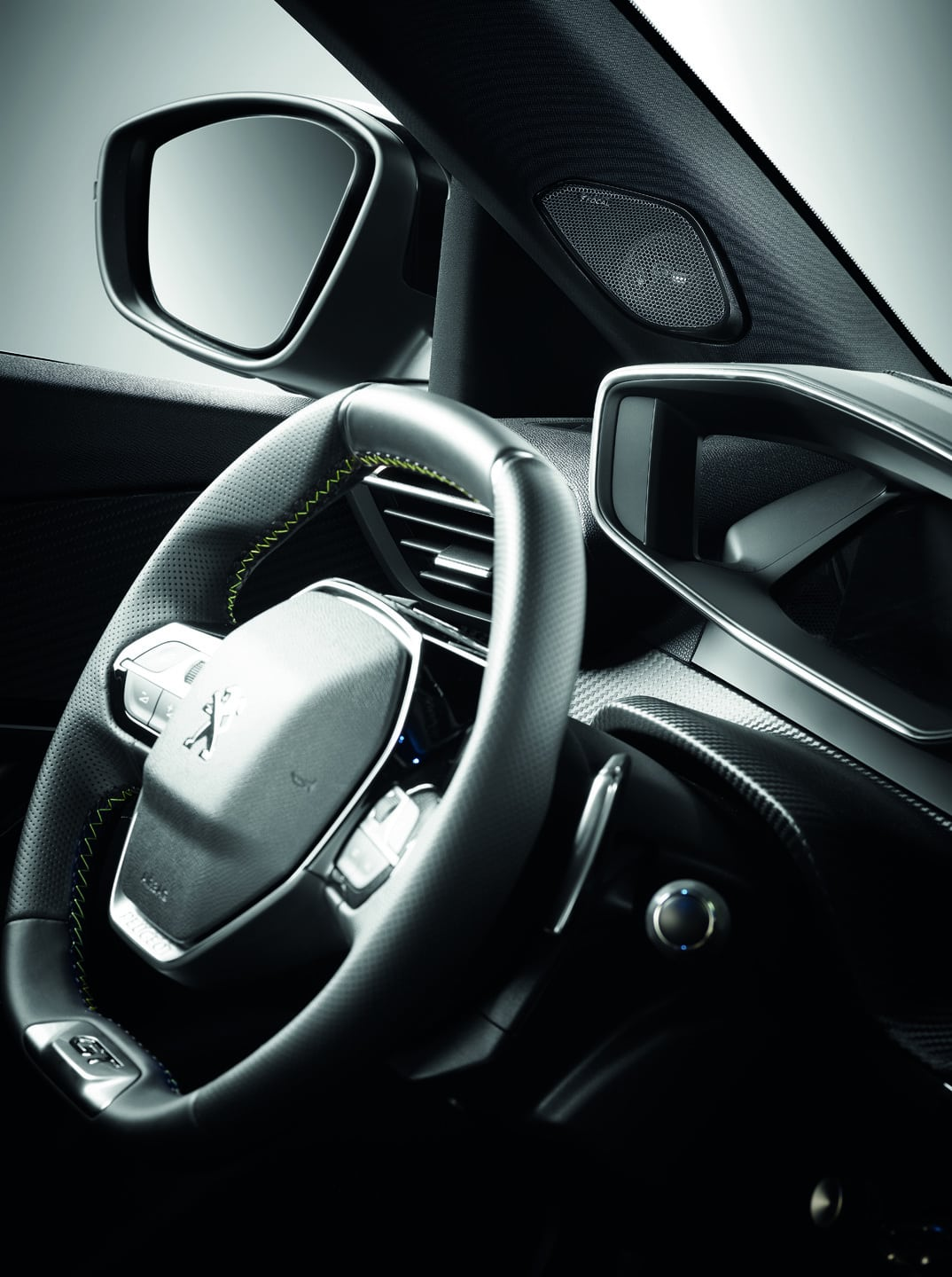 Peugeot Focal Audio systems 7