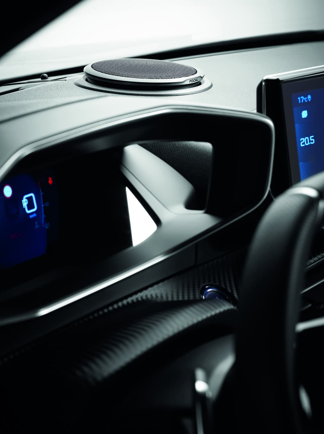 Peugeot Focal Audio systems 9